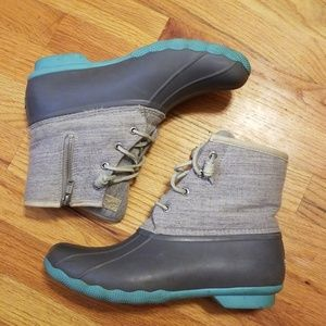 Sperry Shoes   Womens Sperry Duck Boots